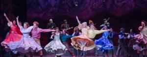 BWW Reviews: MSMT's SEVEN BRIDES FOR SEVEN BROTHERS Dazzles the Eye and Warms the Heart
