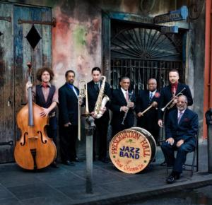 Preservation Hall Jazz Band to Play CS Fine Arts Center, 2/26