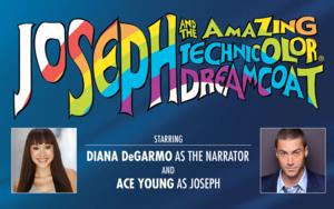 Diana DeGarmo and Ace Young to Lead JOSEPH AND THE AMAZING TECHNICOLOR DREAMCOAT National Tour; Launches 3/4 in Cleveland