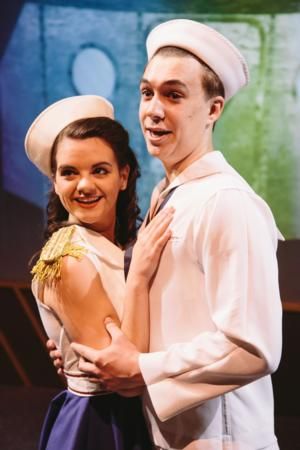 BWW Reviews: Otterbein's DAMES AT SEA a Loving Tribute to a Bygone Era