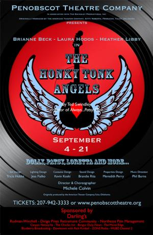 Penobscot Theatre Kicks Off 41st Season with THE HONKY TONK ANGELS Tonight