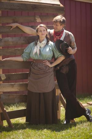 BWW Reviews: Weathervane's OKLAHOMA! Not a Dusty Old Plain