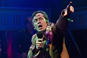 BWW Reviews: All Hail WSC's NERO/PSEUDO - A Brilliant New Musical