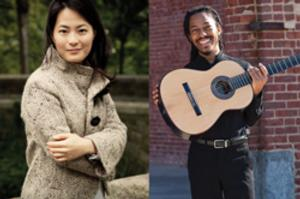 Hye-Jin Kim and Joao Luiz Perform in New York City Classical Guitar Society Series Tonight