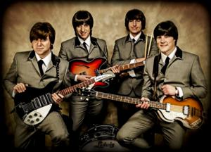 Music by the Lake to Welcome Beatles Tribute Band BritBeat, 7/19