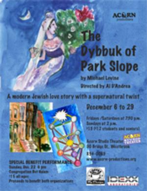 Acorn Productions to Present THE DYBBUK OF PARK SLOPE, 12/6-29