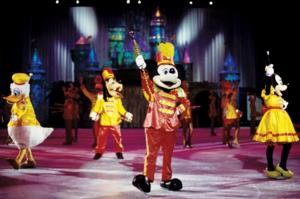 DISNEY ON ICE Celebrates 100 Years of Magic in South Africa