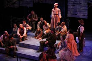 BWW Reviews: First Stage Fights for Freedom in A MIDNIGHT CRY