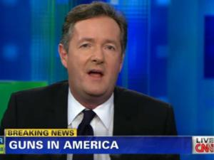 CNN's PIERS MORGAN LIVE to End Run Following 'Painful Period'