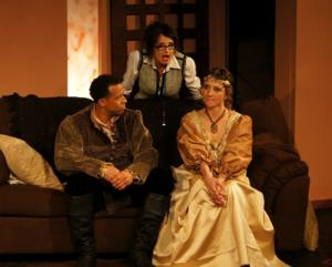 BWW Reviews: World Premiere Comedy CLASSIC COUPLES COUNSELING Examines Shakespeare's Famous Lovers