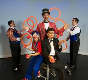 National Circus Project Comes to Stamford's Palace Theatre Today