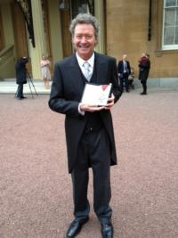 H&H's Artistic Director Harry Christophers Receives CBE from Queen Elizabeth II for Service to Music