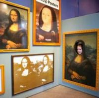 FRAMED: STEP INTO ART Comes to CT's Stepping Stones Museum for Children thru May 2013