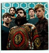 FOALS Announce North American Headline Tour & New Album, 'Holy Fire'