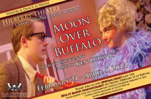 Hilberry Theatre to Present MOON OVER BUFFALO, Begin. 2/21