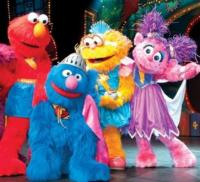 SESAME STREET LIVE 'ELMO'S SUPER HEROES Coming to Brown Theatre, 4/12-4/14