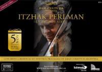 Itzhak Perlman Comes to Buenos Aires Tonight, Nov 5