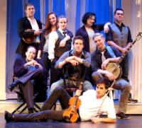 BWW Reviews: CCP's GOLDEN BOY OF THE BLUE RIDGE Musically Updates Synge's Irish Classic