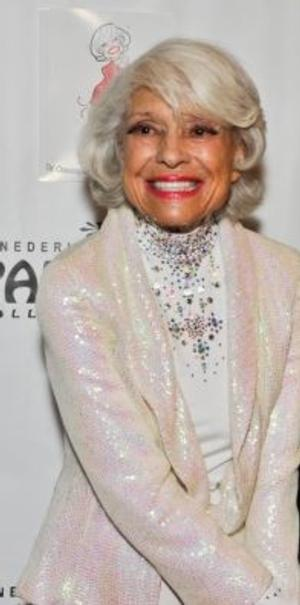 Carol Channing and Tommy Tune Star in AN EVENING WITH CAROL CHANNING Tonight, 8/07
