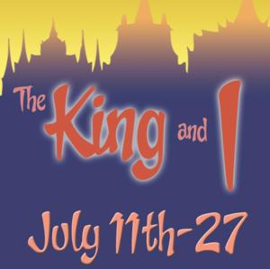 Center for the Arts to Present THE KING AND I, Opening 7/11