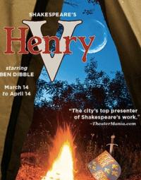 Lantern Theater Company Presents HENRY V, 3/14-4/14