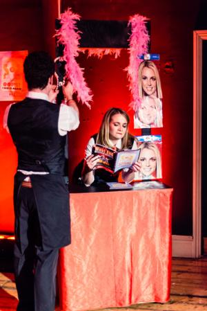 Reviews USHERS THE FRONT OF HOUSE MUSICAL Charing Cross - Front of house theatre