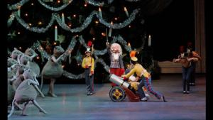 BWW Reviews: MR. B'S THE NUTCRACKER Shows Its Age at 60