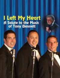 I LEFT MY HEART Tony Bennett Tribute Set for Theatre on San Pedro Square, Now thru 1/27
