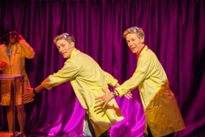 CLONED! Adds 7/19 Performance at NYMF