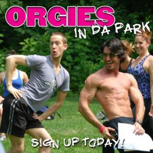 Mark Fisher Fitness Hosts ORGIES IN DA PARK for BC/EFA Today