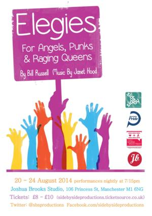 Manchester Pride Celebrates with Angels, Punks, and Raging Queens