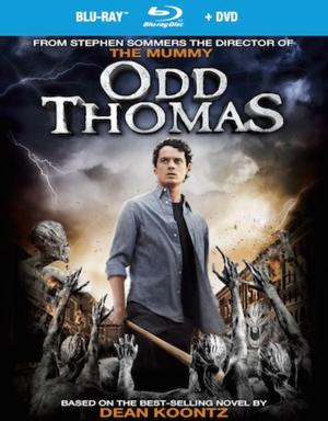 Action/Adventure ODD THOMAS Coming to Blu-ray/DVD, 3/25