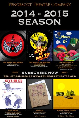 Penobscot Theatre Company Offers Free Preview 2014-15 Season Tonight