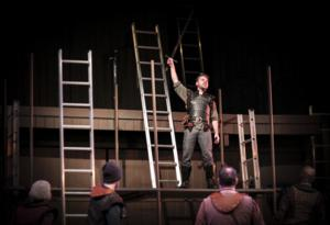 BWW Reviews: HENRY V Doesn't Quite Conquer