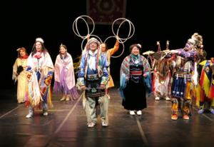 BWW Reviews: Thunderbird American Indian Dancers' Annual Dance Concert Enthralls Audience