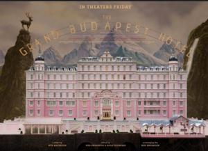 THE GRAND BUDAPEST HOTEL Set for Secret Live Cinema Experience