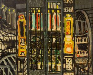 Lori Bookstein Fine Art Announces Exhibition of Paul Resika: 1947-48