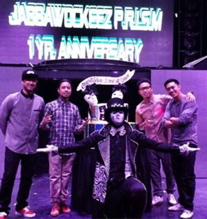 BWW Reviews: JABBAWOCKEEZ PRISM
