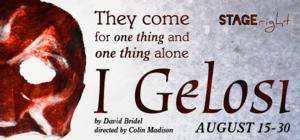 STAGEright to Present I GELOSI, Begin. 8/15