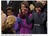 J.Crew to Retire Malia's Coat and Michelle Obama's Belt