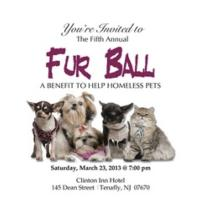 PET RES Q's 5th Annual 'Fur Ball Dinner Dance' Will Take Place 3/23