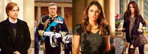 E!'s Original Scripted Series THE ROYALS Begins Shooting in London