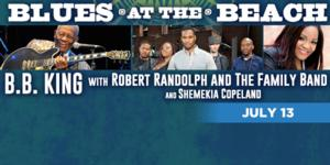 Local Blues Bands to Join BB King, Robert Randolph and More at Indian Ranch Blues at the Beach, 7/13