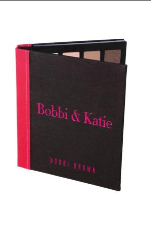 Katie Holmes Launching Bobbi & Katie with Bobbi Brown