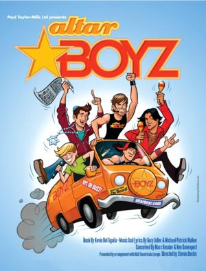 Liam Doyle To Lead Cast Of ALTAR BOYZ At Greenwich Theatre, Starts Oct 3