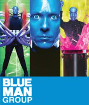 The Artist Series to Celebrate BLUE MAN GROUP Opening and 'Family Night on Broadway', 1/21