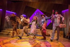 BWW Reviews: Adventure Theatre MTC Transports Audiences to a Magical WONDERFUL WIZARD OF OZ