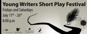 MadLab Announces 2014 Young Writers Short Play Festival, Running 7/11-26