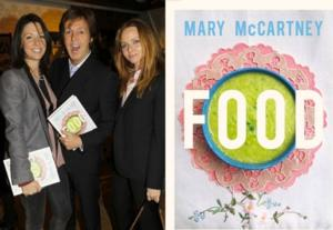 Mary McCartney, Daughter of Paul and Linda, Releases Vegetarian Cookbook, FOOD