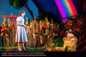 Follow the Yellow Brick Road to The Detroit Opera House, 6/17-29